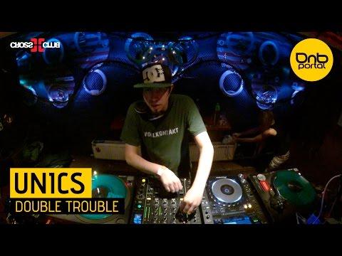 Unics - Double Trouble [DnBPortal.com]