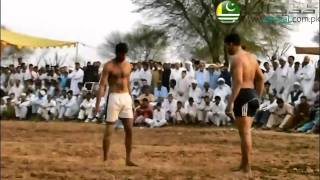 Kabaddi Match in Mela Palyaak Dadyal (HD)