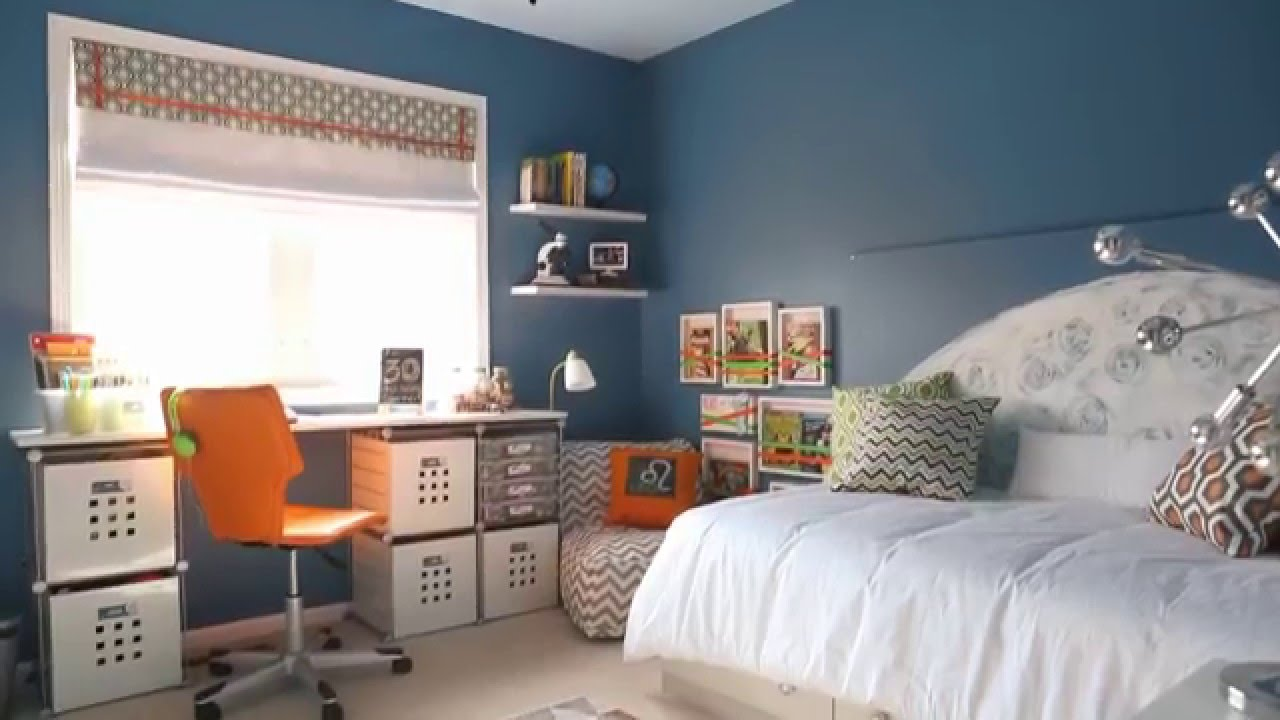 Space Themed Bedroom Boys Room Ideas Space Themed Decorating Youtube
