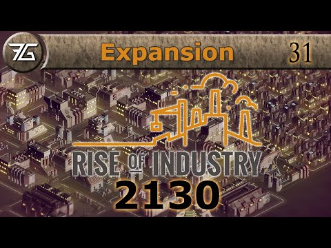 Rise of Industry 2130 : Ep 31 Extreme Profits |