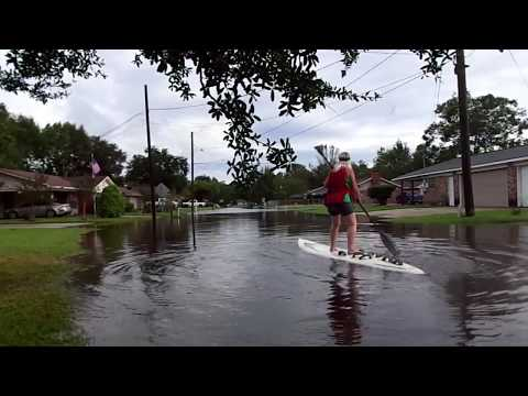 Major Flood Issues in Long Beach, MS...How to deal with it