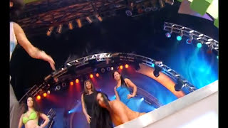 Striptease, Romina Soto - Videomatch