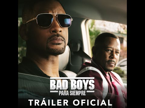 BAD BOYS TRÁILER OFICIAL