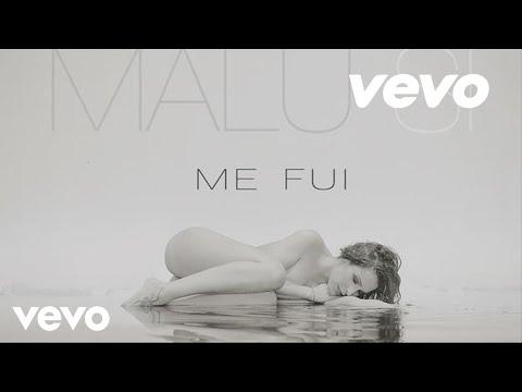 Malú - Me Fui (Audio)