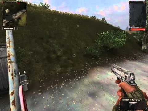 Обзор игры, а точнее Gameplay S.T.A.L.K.E.R Build 2004