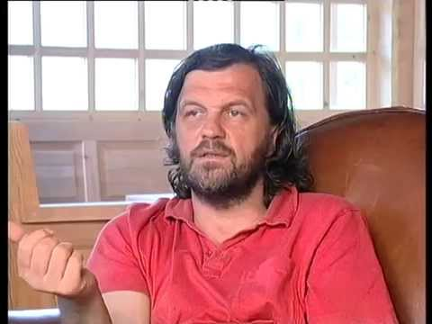Director Interview Emir Kusturica