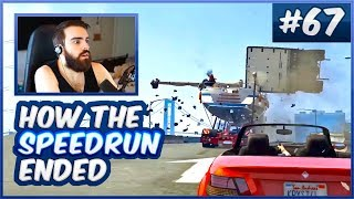 Halp. Halp. I Need An Adult - How'd The GTA Speedrun End - Ep 209