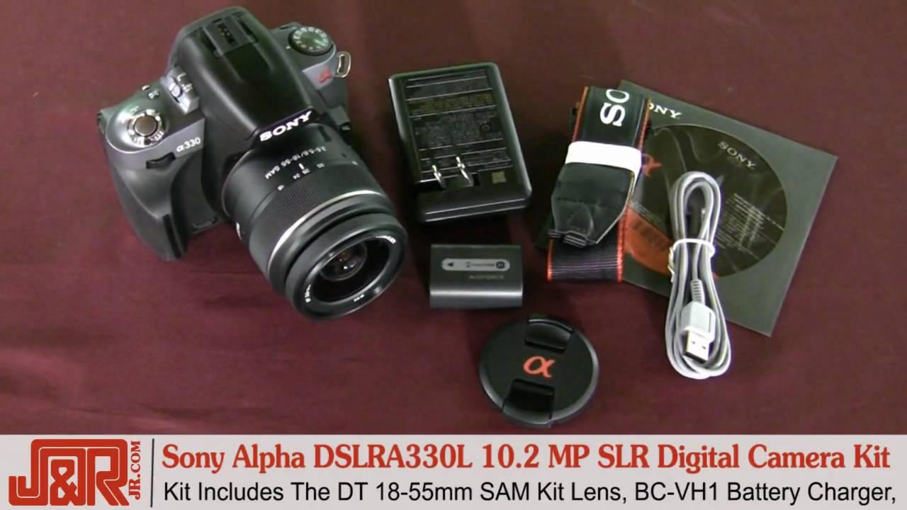 Sony Alpha DSLR-A330L Camera Windows 8 X64