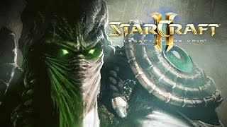 """Фильм """"Starcraft 2: Предчувствие Тьмы"""" (Пролог Legacy of the Void)"""