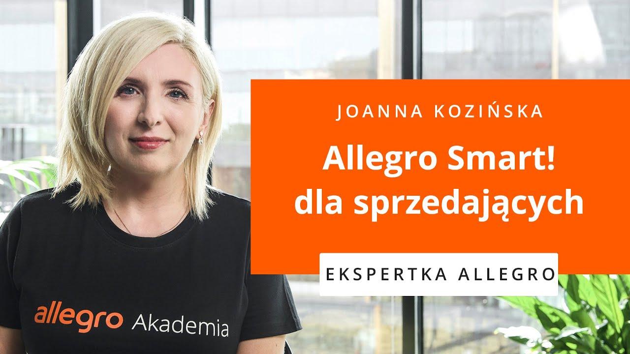 R Kurs Allegro Smart Dla Sprzedajacych Joanna Kozinska Youtube