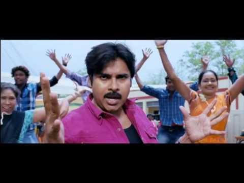 Gabbar Singh Songs   Akasam Ammayaithe Video Song   Pawan Kalyan   Sri Balaji Video