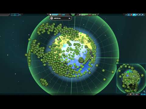 Planetary Annihilation 5v5 Team Armies - Bad Manners