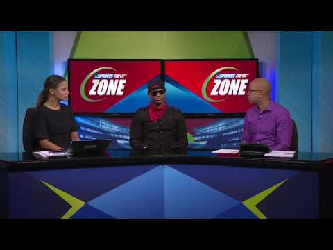 Interactive with Marlon Samuels | SportsMax Zone | April 10, 2017