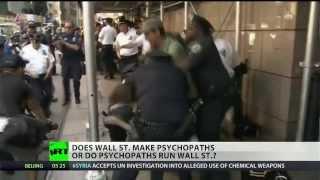 Wall Street's Psychopathic Problem