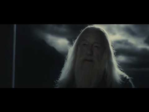 Severus Snape scenes from Half Blood Prince - Part Two