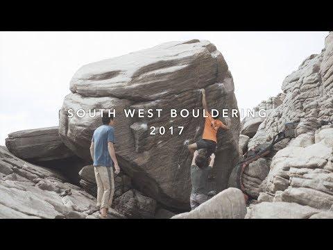 South West, Western Australia Bouldering 2017