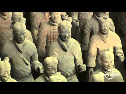 Terracotta Warriors - China - Lonely Planet travel video
