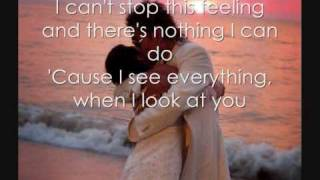 Repeat youtube video Firehouse - When I Look Into Your Eyes (Lyrics)