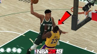 NBA 2K19 Top 10 Disrespectful Dunks and Posterizers