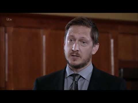 Coronation Street - Nathan's Lawyer Begins To Loose Faith In Him