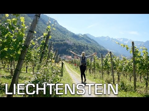 How to spend 1 day in Liechtenstein | Europe Travel Vlog