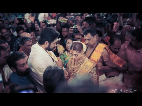 BHAVANA'S OFFICIAL WEDDING SHORT TRIM