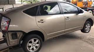 The 2007 Toyota Prius full Option Gold Edition for Sale   SecondHand car