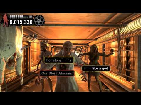 Shakespeare DLC - The Typing of The Dead: Overkill with voice recognition, Part 9 |