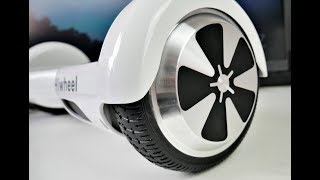 HI-WHEEL Q3 Self-Balancing Hoverboard - 20KM/H - CE - Under $160