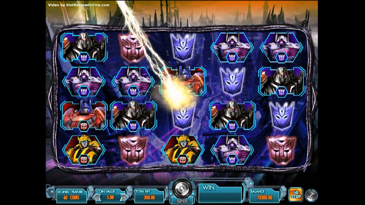Transformers battle for cybertron slot machine ecole poker ajaccio