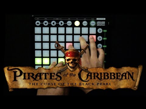 tribal plays: He's a Pirate (Pirates of the Caribbean - Klaus Badelt ) Launchpad Cover