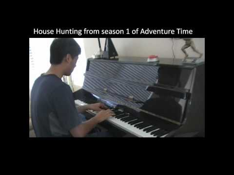 House Hunting on Piano