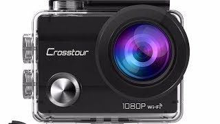 Crosstour Action Camera Unboxing / Review