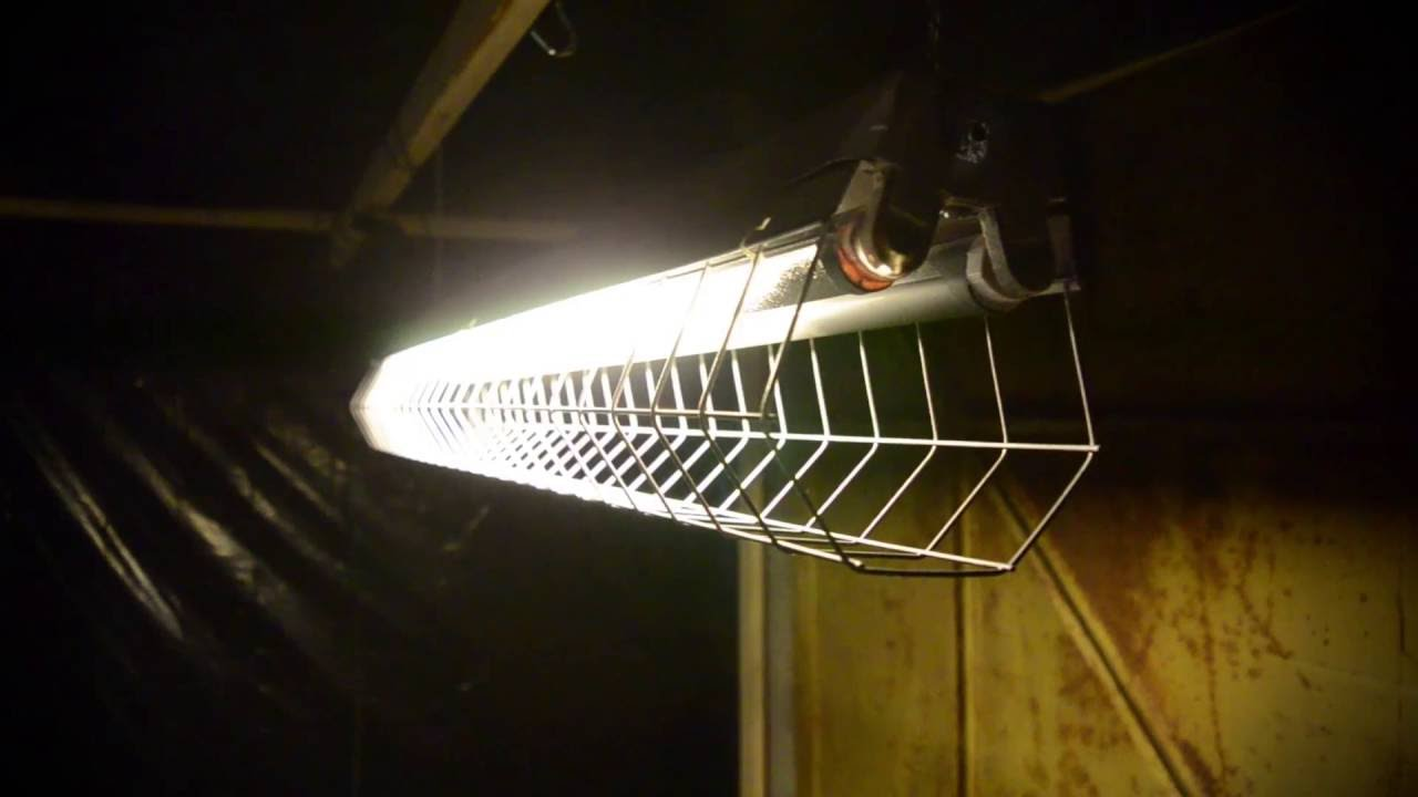how to stop fluorescent led lights from flickering