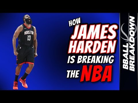 How James HARDEN Is BREAKING The NBA