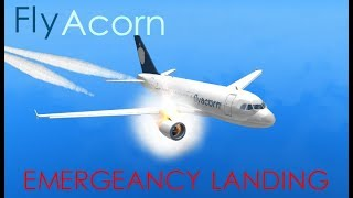 ROBLOX FlyAcorn EMERGENCY LANDING