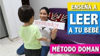 Método Doman | Enseña a leer a tu bebé