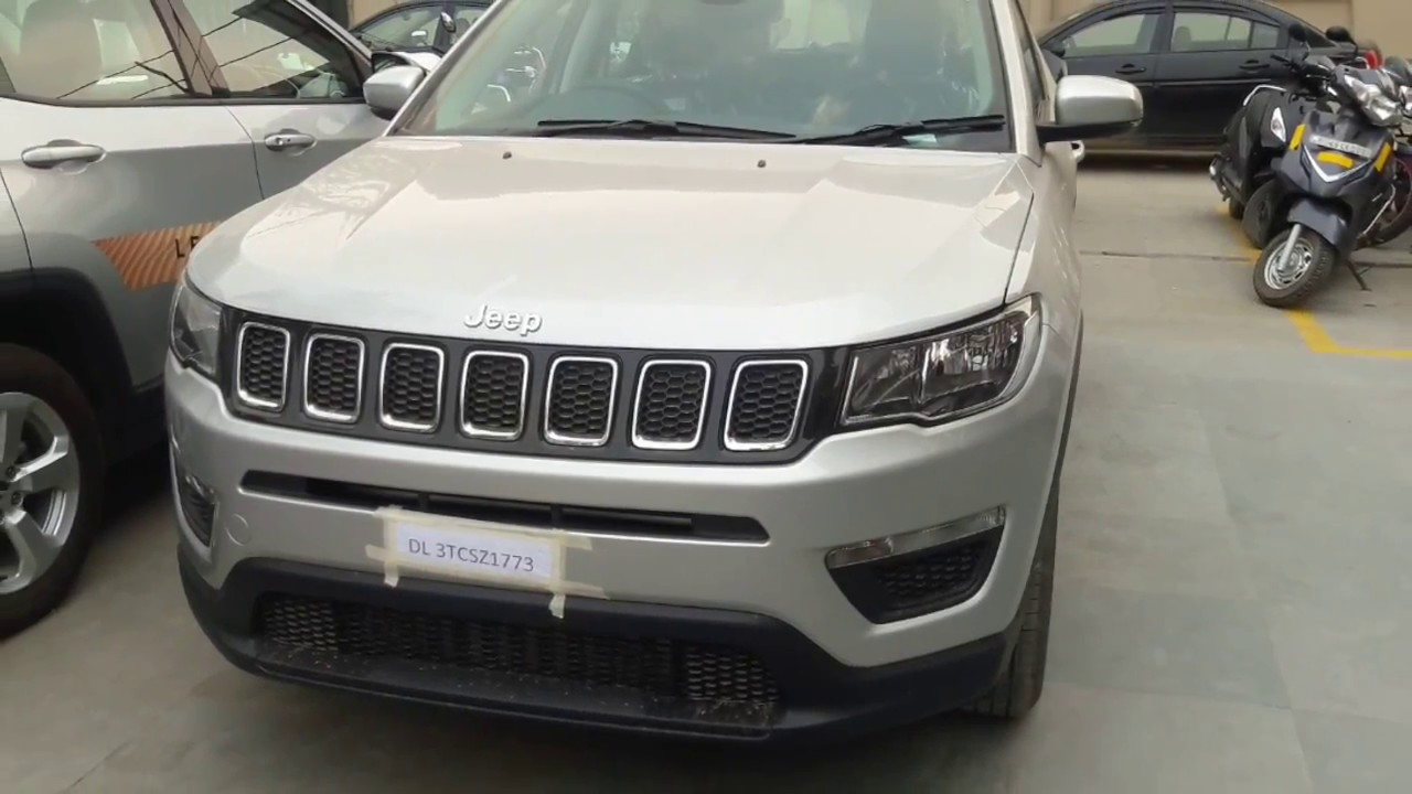 Jeep Compass Base Model Sport Interior And Exterior Review