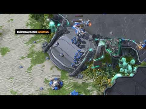 How To Analyse Replays (Sensei Bombs - StarCraft II)