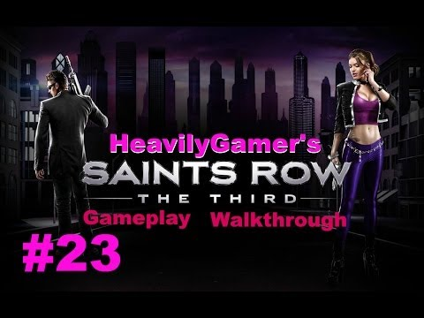 Saints Row The Third Gameplay Walkthrough Part 23:A Remote Chance,3 Count Beat Down