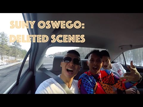 Oswego State University || Deleted Scenes