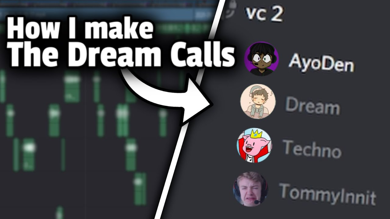 """How I """"Join Dream's Call"""" - Tutorial"""