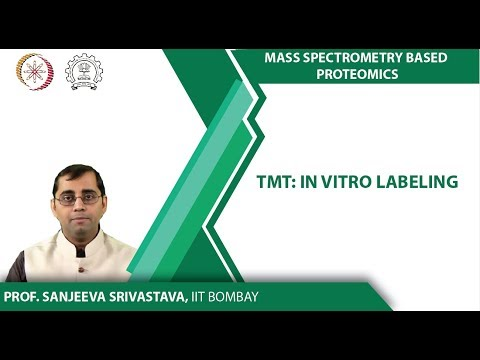 MOOC NPTEL Lecture 15 Mass spectrometry