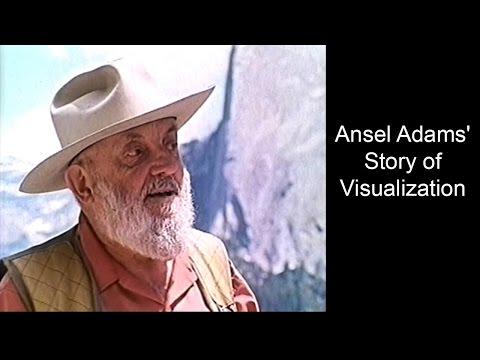 Ansel Adams' Story of Visualization