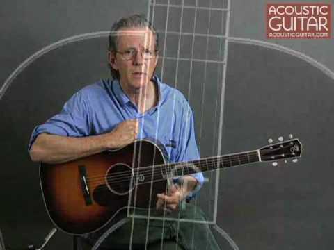 Acoustic Guitar Review - Santa Cruz Otis Taylor H
