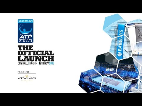 2015 Barclays ATP World Tour Finals Official Draw Ceremony -
