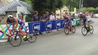 Revivez le championnat d'Europe Sprint et la victoire de Vincent Luis!