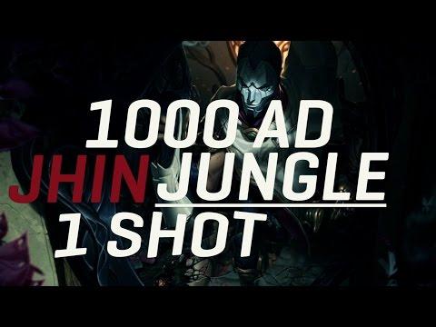 Nightblue3 - 1000 AD JHIN JUNGLE 1 SHOT