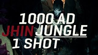 Nightblue3 - 1000 AD JHIN JUNGLE 1 SHOT