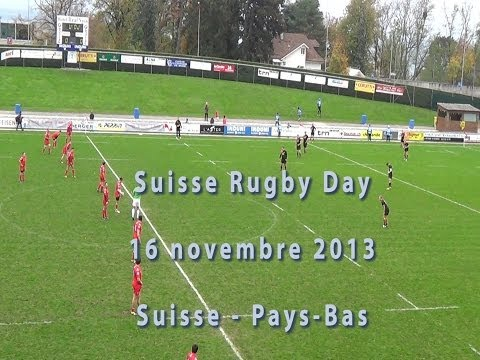 FIRA AER ENC 2A : Suisse - Pays-Bas 20-20 - 16.11.2013 - Colovray, Nyon